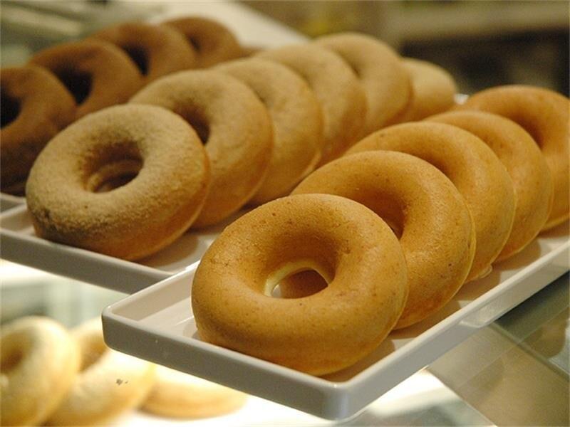 factory price automatic mini donut maker machine
