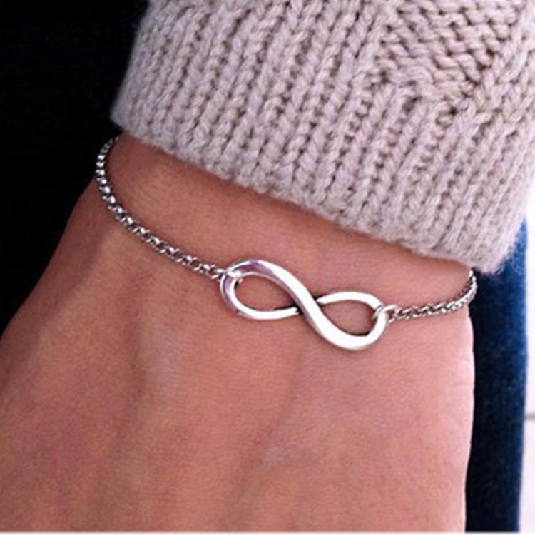 2016 Простые модные серебряные - Модные украшения