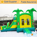 Inflatable Biggors Commercial Large Outdoor Bouncy Castle with Slide Party Inflatable Toys Kid Bounce House
