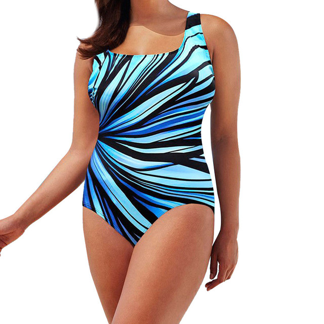 3fa09f9de9 New Womens Swimming Costume Padded Swimsuit Monokini Swimwear Push Up Bikini  Sets 2017 Swimwear bathing suit