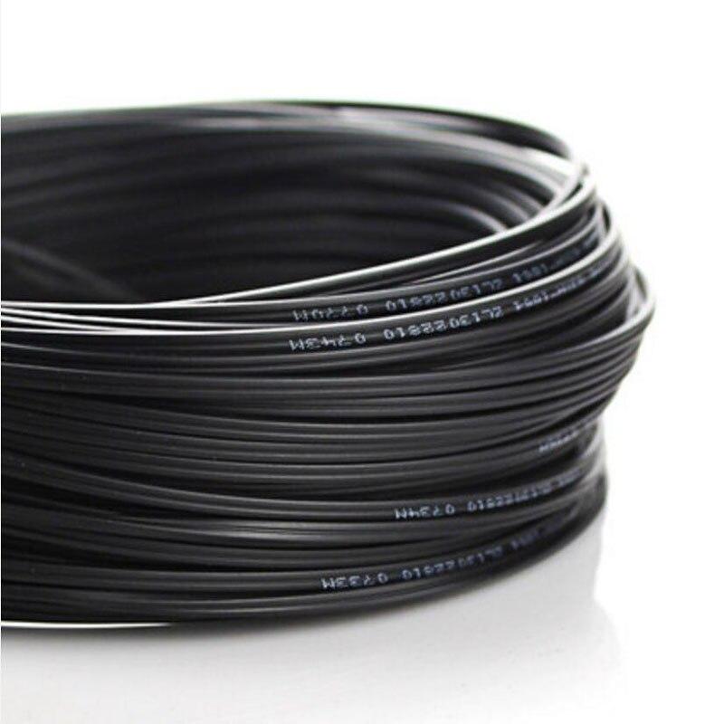 300M Outdoor SC SM Duplex FTTH Drop Patch Cord SC G657 Fiber Optic Cable Jumper