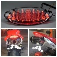 Led Motorcycle Rear Tail Light Brake Turn Signal Integrated For Honda CBR 600RR 2009 2010 2011 2012