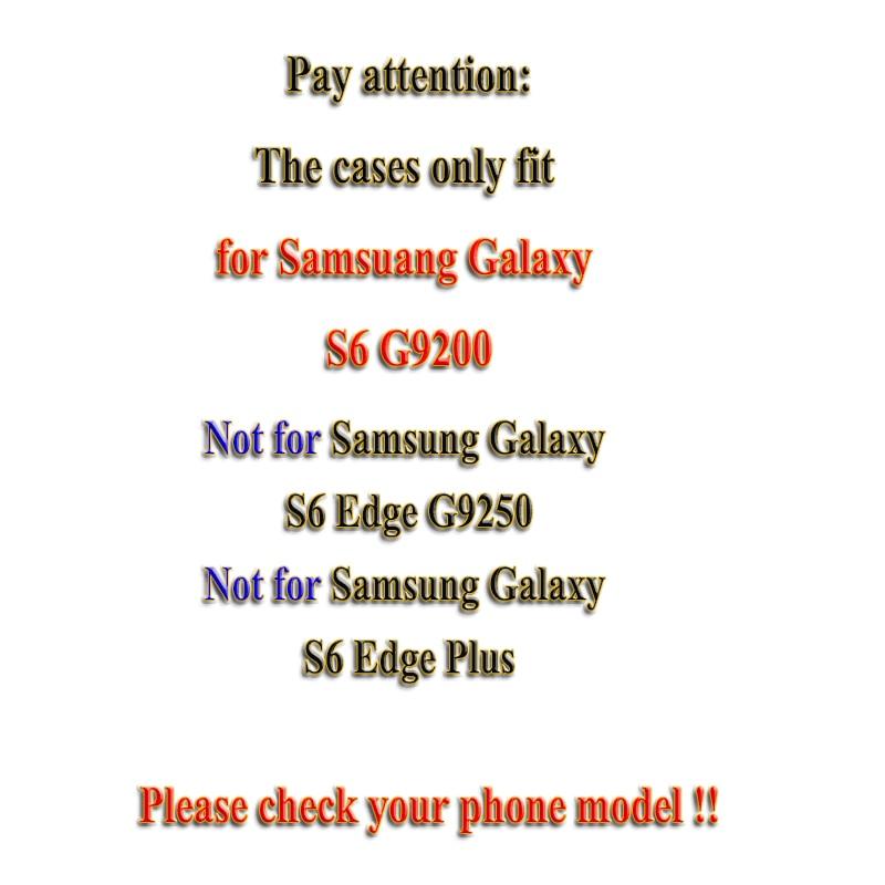 TAOYUNXI Glitter Stars Cases For Samsung Galaxy S6 Case Soft Silicone Cases SVI For Samsung Galaxy S6 Dynamic Liquid G920