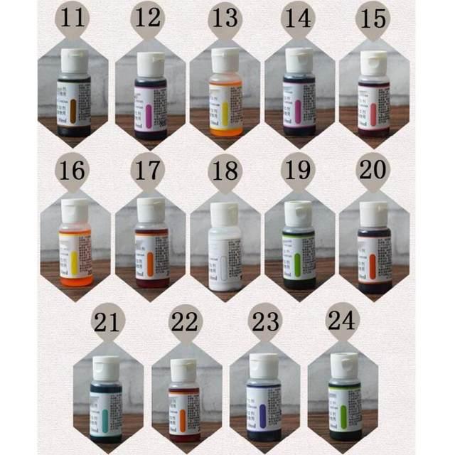 Tienda Online 1 unid América crema comestible pigmento para hornear ...