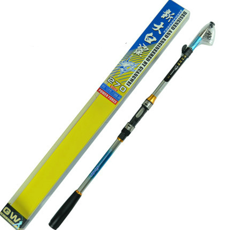 2017 new hot  selling 2.1/2.4/2.7/3.0/3.6 m super hard cast sea pole telescopic fishing rod2017 new hot  selling 2.1/2.4/2.7/3.0/3.6 m super hard cast sea pole telescopic fishing rod