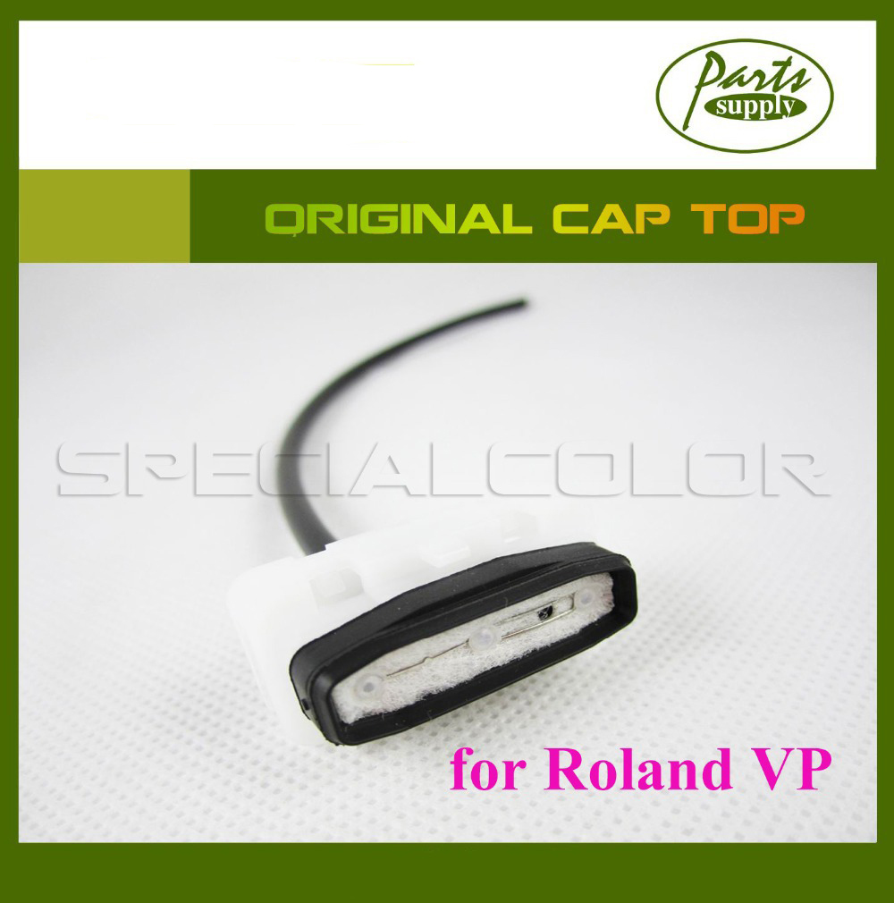 Japan Original DX4 Cap station for roland VP540/300/540i/300i Solvent Capping Station Top original roland vp 540 vp 300 pulley assy 6700469030