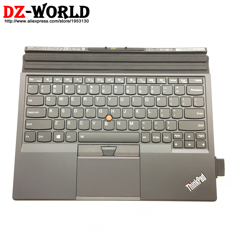 New/Orig for Lenovo Thinkpad X1 Tablet 20GH 20GG US English Backlit Backlight Keyboard with Palmrest Touchpad 01AW600 04W0020 yamaha yrs 20gg in c