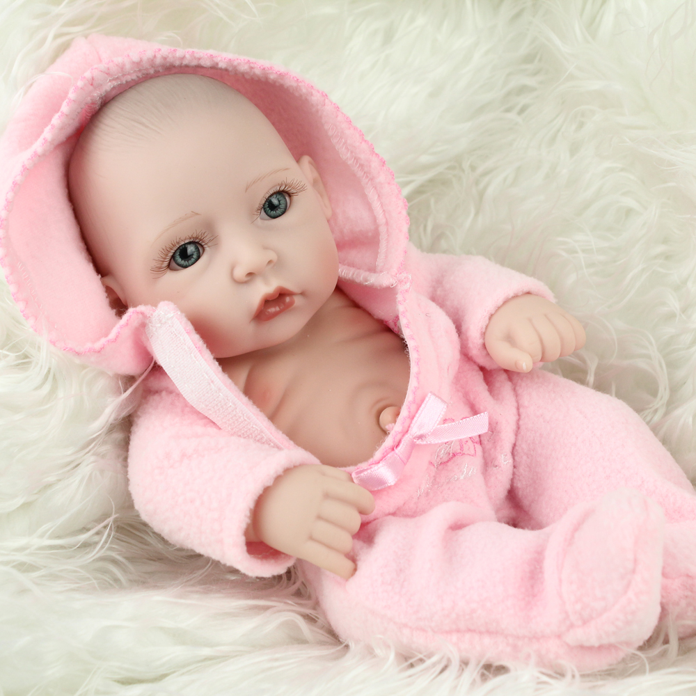 Reborn Dolls Silicone Realista Princess Girls Doll Birthday Christmas Bebe  Gift Cheap Toys Baby Shower Decoration  In Dolls From Toys U0026 Hobbies On ...