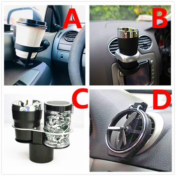 Car drink carrier cup water holder Air Condition Inlet Bottle for Kia Forte Ceed Stonic Stinger Rio Picanto Niro Soulster No3 image