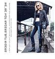 Ms uglyBROS JUKE jeans net machine car jeans mesh motorcycle jeans in summer
