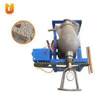 2.5kg/time Whole Set Old type Electric chain popcorn puffing machine/Rice puff machine