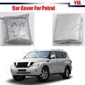 Protector UV Anti Cubierta Cubierta del coche Sol Lluvia Nieve Resistente A Prueba de Polvo Para Nissan Patrol Envío Gratis!