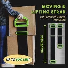 Регулируемые движущиеся и подъемные ремешки для мебельные коробки, матрас, зеленые ремешки, командные ремешки, транспортная перевозка, Прямая поставка