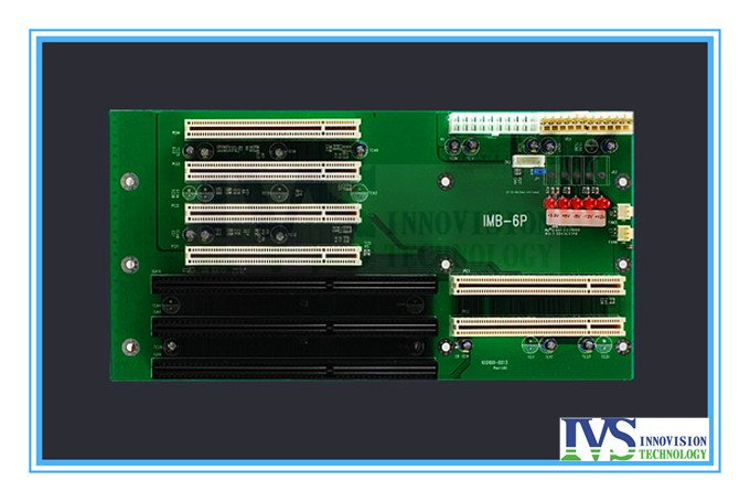 stable 6-Slot PICMG PCI/ISA backplane with ATX funcition stable page 6