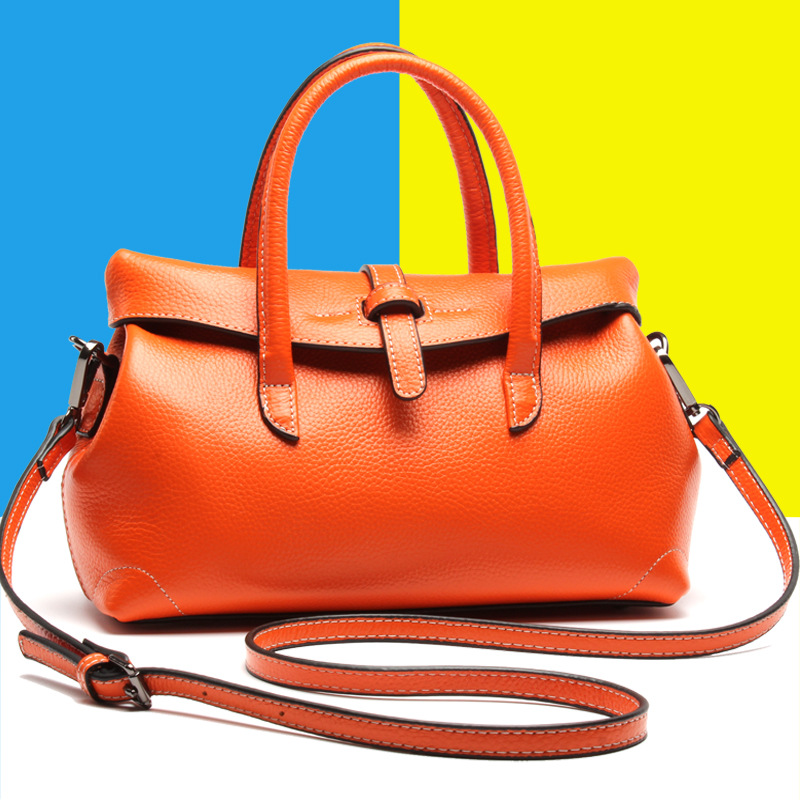 Brand Crossbody Bags For Women 2016 Genuine Leather Messenger Bags Shop Cowhide Shoulder Women Bag