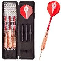 8 Colors Darts Professional 20g 22g 23g 24g 25g 26g Rose Gold Color Steel Tip Darts