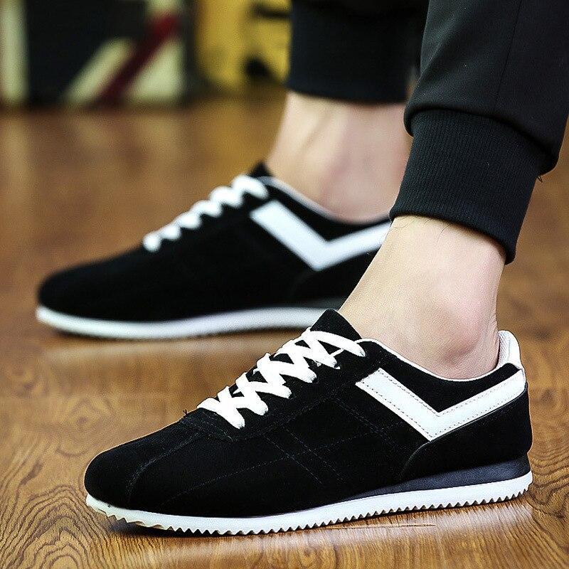Para Correr Juvenil 2018 Tendencia gris Coreanos Negro Zapatos Gratis De rojo Casuales Envío azul Hombre Primavera qqfwPvT