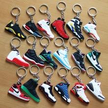 a8854b96645e Mini Silicone Max 1 Keychain TKD Bag Charm Woman Men Kids Key Ring Gifts  Sneaker Key Holder Accessories Jordan Shoes Key Chain
