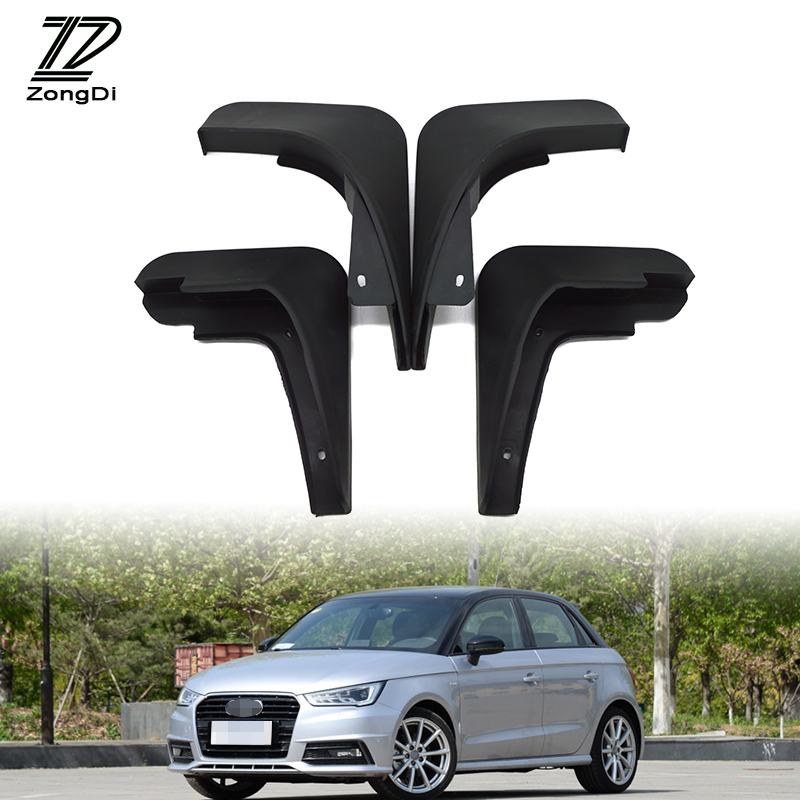 Aliexpress.com : Buy ZD Car Front Rear Mudguards For Audi