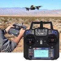 FS-i6 flysky afhds 2.4 ghz 6chラジオ