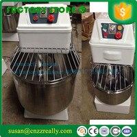 8kg capacidade de farinha dupla-ação dois velocidade misturador de farinha misturador de farinha máquina de mistura de farinha de amassar