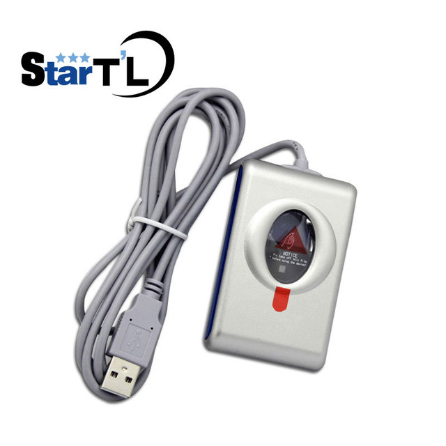 US $41 99 |ZK Digital Persona URU4000B USB Fingerprint Reader Scanner  Sensor For Computer PC Laptop With SDK -in Fingerprint Recognition Device  from
