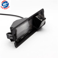 CCD HD Night Vision 4 LEDS Special Car Rearview Rear View Reverse Backup Camera For Nissan