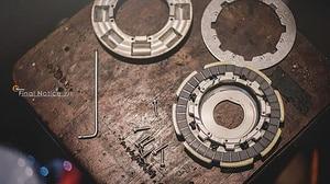 Image 5 - Reveno אופנוע מצמד יבש מצמד מנוע מצמד עבור piaggio vespa ספרינט אביב 3V150 LX1 50 LXV GTS Gtv 300