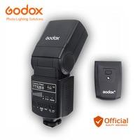 Godox Thinklite Camera Flash TT520II with Build in 433MHz Wireless Signal for Canon Nikon Pentax Olympus DSLR Cameras Flash