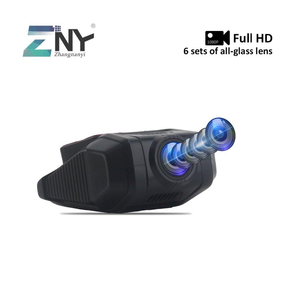 ZNY voiture USB DVR vision nocturne caméra avant enregistreur vidéo numérique CMOS HD pour Android 7.1/8.0 lecteur stéréo DVD de voiture