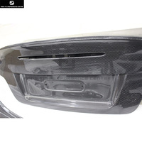 E82 1 series 1M Coupe CLS style Full Carbon Fiber Auto Car Rear Trunk cover hood for BMW E82 1M 07 14