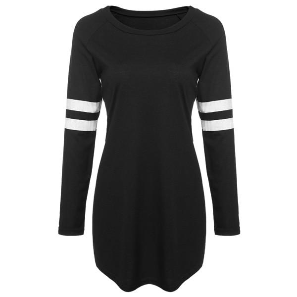 HTB1p0R5OVXXXXbiXFXXq6xXFXXXv - T Shirt Autumn Long Sleeve Base Ball Casual Women T-shirts