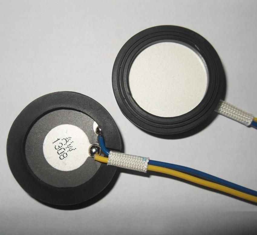 25mm Ultrasonic Mist Maker Fogger Atomizing Transducer Oscillating Blade Piezoelectric Ceramic Air Humidifier Accessories 5000h