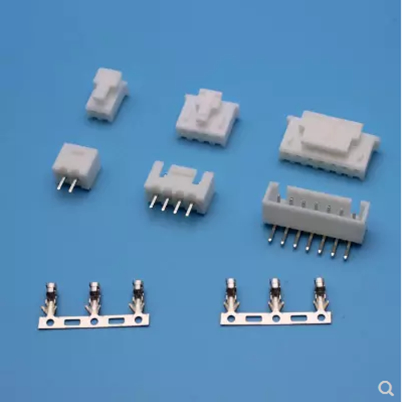 3set 2.0mm space pitch Connectors terminals with lock male female shell +terminal