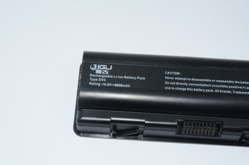 JIGU 6 ячеек ноутбук Батарея для hp павильон DV4 DV5 dv6-1100 серии Батарея HSTNN-IB72 HSTNN-LB72 HSTNN-LB73 HSTNN