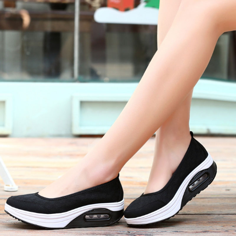 Fashion Loafers Women Flat Platform Shoes Moccasins Air Mesh Round Toe Ladies Footwear Women Summer Casual Shoes Female DC64 women s shoes 2017 summer new fashion footwear women s air network flat shoes breathable comfortable casual shoes jdt103