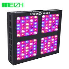 MEIZHI Dimmable 600W LED grow light Spider Farmer Full