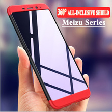 Case For Meizu M6 Note M6s S6 Cover Shoc