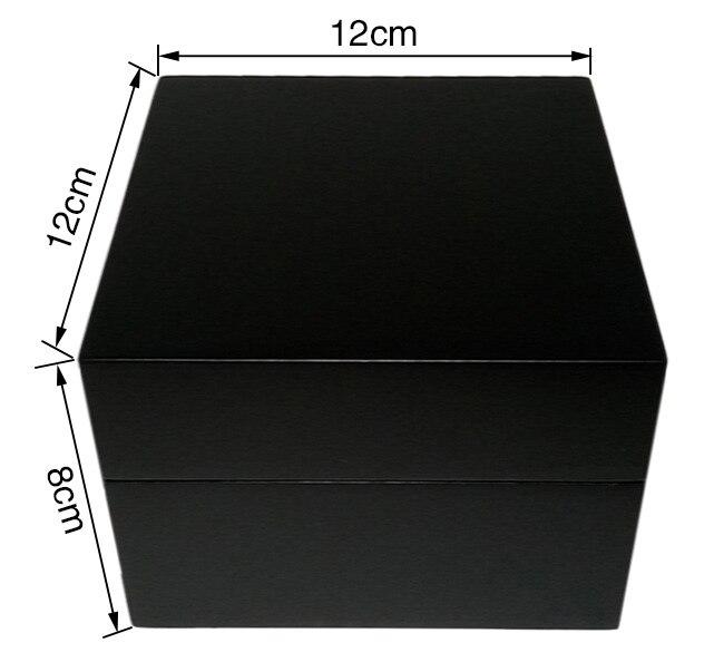 Spetsiaalne kliendi jaoks mõeldud mustast puidust sisemise halli - Kellade tarvikud - Foto 6