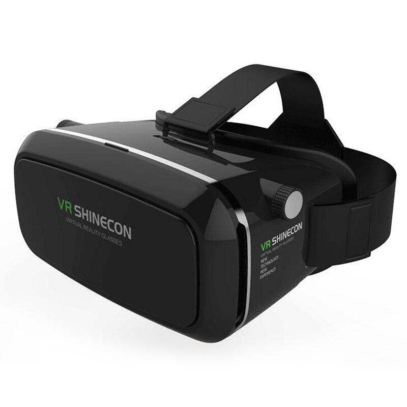 Cardboard VR SHINECON 3D <font><b>Glasses</b></font> Virtual Reality HD Optical <font><b>Resin</b></font> <font><b>Lens</b></font> VR Headset <font><b>Anaglyph</b></font> <font><b>Glasses</b></font> Magnetic <font><b>Movies</b></font> Video Gaming