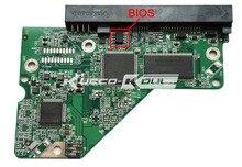 Плата для жёсткого диска печатная плата 2060-701640-007 REV A для WD 3,5 SATA жесткий диск ремонт восстановления данных