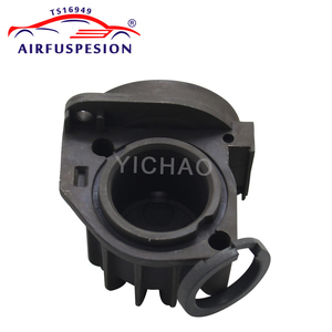 Image 2 - New Cylinder Head Piston Ring Air Suspension Air Compressor Pump For W220 W211 Audi A6 C5 A8 D3 2203200104 4E0616007D