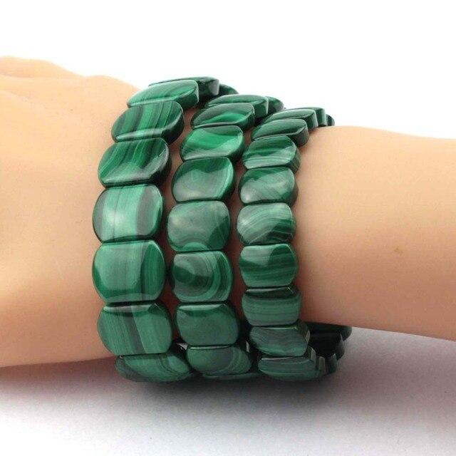 Женский браслет с натуральными искусственными камнями оптовая