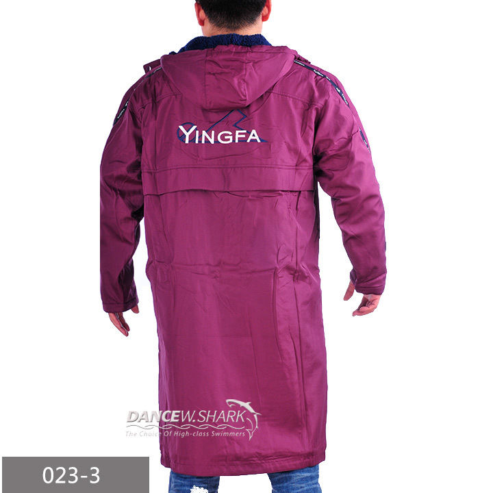 Yingfa New Style 023 Swim Coat Parka For Mens And Womens In Parkas