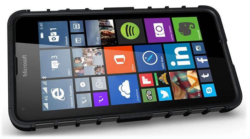 Uchwyt hybrid armor case dla microsoft lumia 650 640 635 630 case tpu obudowa odporna na wstrząsy pokrywa dla nokia lumia 635 640 650 case 34