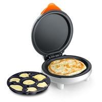 MINI household automatic Donut baking Machine electric non stick Cake doughnut Makers Breakfast making pancake machine