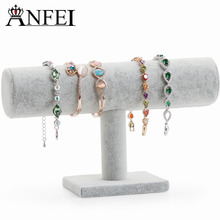 ANFEI Fashion jewelry display shelf stand display rack jewelry organizer display storage jewelry jewelry stand Bracelet rack