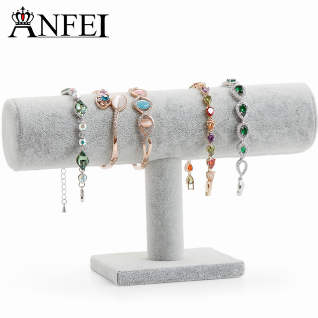 ANFEI Fashion jewelry display shelf stand display rack jewelry