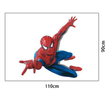 Spiderman Wall Sticker for Boys