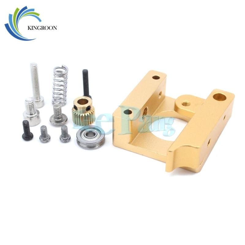 MK8 Extruder Aluminiumlegierung Block Für 1,75mm Filament Extrusion - Büroelektronik - Foto 5